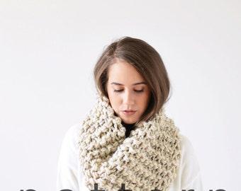 Knit Cowl Pattern . Knit Hooded Cowl Pattern. DIY Hooded Cowl Pattern . Instant Download Cowl Pattern . Knit Hooded Cowl Pattern