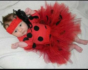 Ladybug Halloween Costume