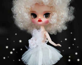 sale - Colline - custom Dal doll from Pullip family - ooak doll by KarolinFelix