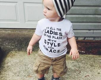 FREE shipping - 2 or more shirts - Hipster - Biggie Smalls - Toddler Tshirt