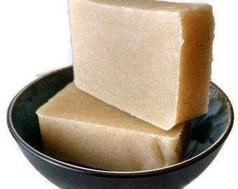 Ugly Shaving Soap for Good Looking Men - Hot Process Bar - Delicate by Nature
