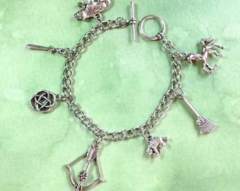 Merida Brave Charm Bracelet