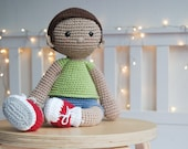 TOMMY - haakpatroon van Snuggly Stitches