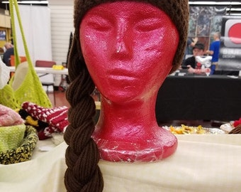 Katniss Everdine inspired hat