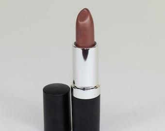 Metallic Matte SATURN lipstick. Bronze metallic matte lipstick. Brown metallic lipstick. Metallic lipstick.