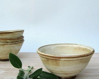 ceramic soup bowl, cereal bowl, white ceramic bowl, serving bowl, rustic bowl,pottery bowl,mixing bowls, ceramic bowl handmade pottery