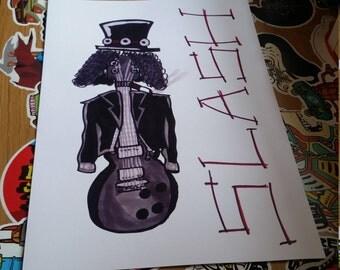 Slash Print