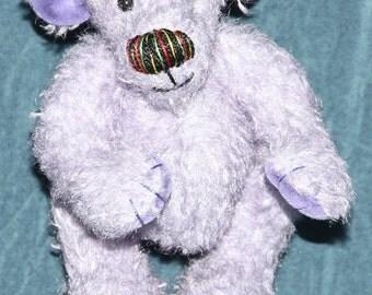 Toby - handmade teddy bear