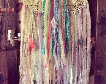 Gypsy Colorful Dreamcatchers Set - Bohemian Decor - Boho Bedroom - Custom Dreamcatcher - Hippie Dream Catcher - Made 2 Order
