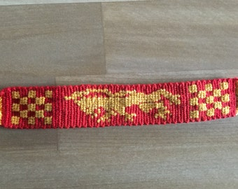 Gryffindor Red and Gold Banner