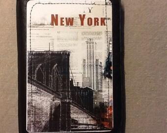 A6 Refillable journal/notebook