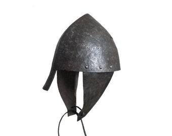 Larp Armour Ancient Norman helmet