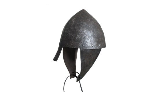 Larp Armor Ancient Norman helmet