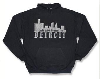 I Left My Heart In Detroit