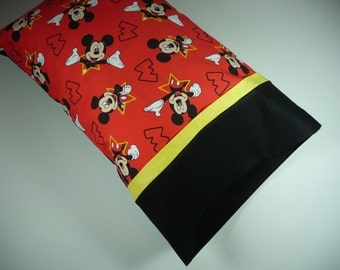 Mickey/Mickey Mouse/ Disney/Travel Pillow/Toddler Pillow/Child's Pillow