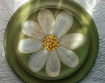 Olive Wood Plate Etsy