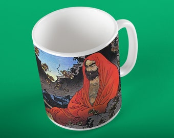 Boddhisattva Tai chi /Shaolin Mug