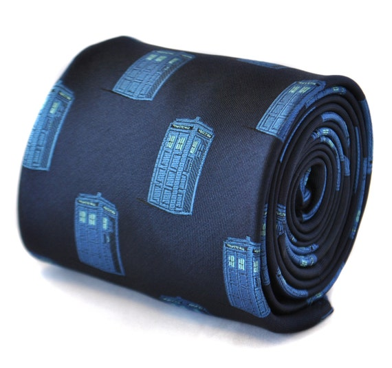 Doctor Who Tie | Doctor Who Gift Guide