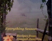 Digital download cookbook, digital cookbook, everything season, jonquiljunction, recipes, cookbook, photography,Ozark recipes,recipe book