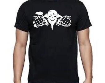 Biker style t shirt
