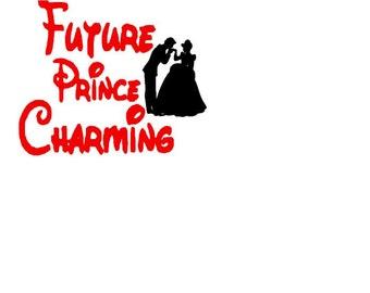 Future Prince charming onesie