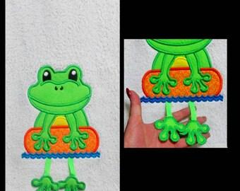 Sweet Feet Frog