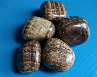 ARAGONITE, Tumbled Stone, Med/Lg