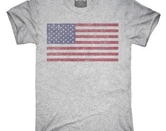American Flag T-Shirt, Hoodie, Tank Top, Gifts