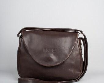 Vintage Bree leather handbag - Barbora