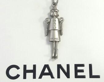 Chanel Charm Silver
