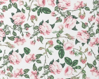 Gift Wrap Donation Option - Pink roses