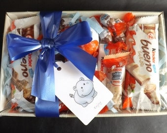 Kinder Chocolate Hamper, Weddings, Birthday, Anniversary, Special Occasions