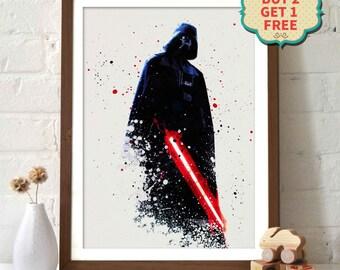 Star Wars Poster - Darth Vader _ D028