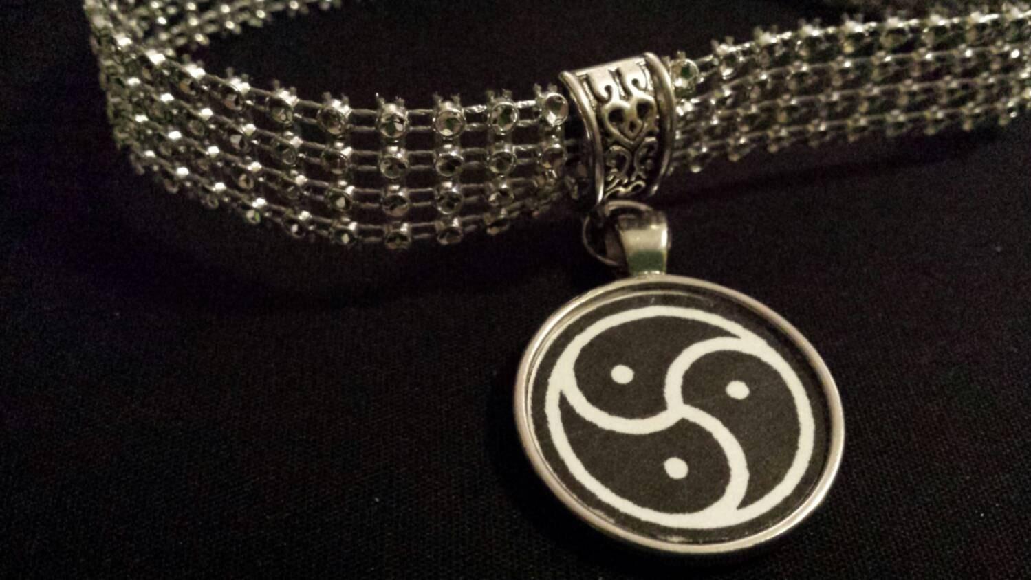 Bdsm Collar Jewelry 113