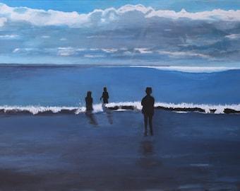 Children of energy painting