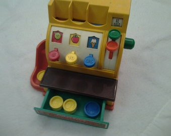 Fisher price  TOY Cash Register