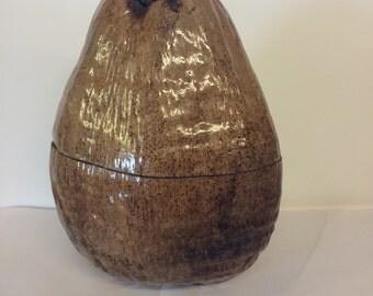 Coconut ice bucket