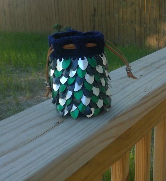 Dragon Egg Dice Bag Crochet Pattern : Dragon Egg Dice Bag Pattern from toohotheaded on Etsy Studio