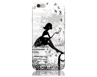 Microsoft Nokia Lumia 640 Case SS Dandelion Girl Cool Design Hard Phone Case