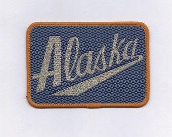 Vintage State of Alaska Patch