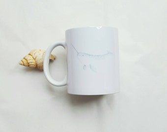 Narwhal Mug - Reduced Price!