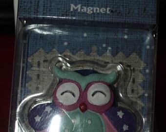Friends Forever Owl Magnet