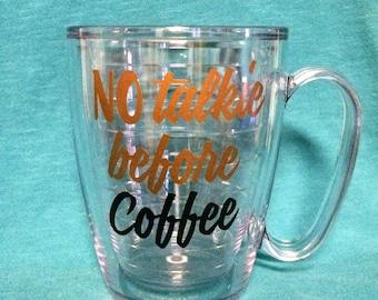 Tervis Coffee/Tea Mug!