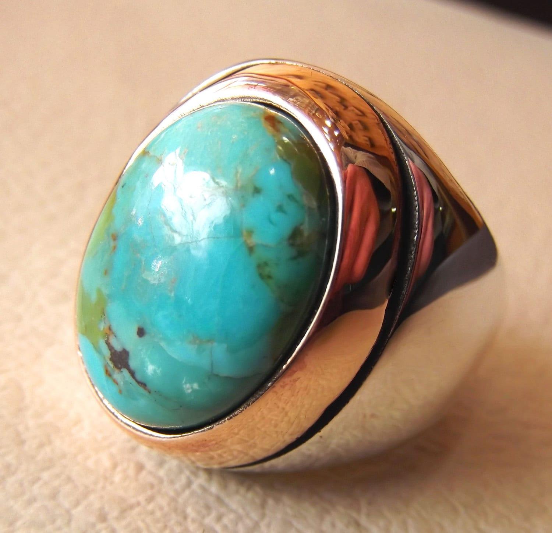 Arizona Turquoise Best Quality Semi Precious Natural Gemstone