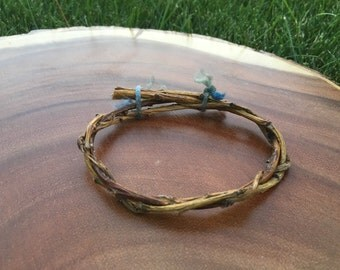Braided Willow Bracelet