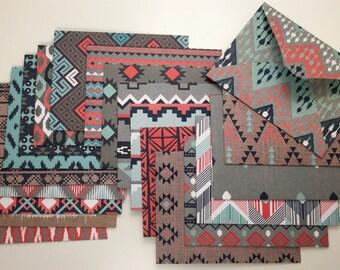 Handmade Envelopes - Southwestern