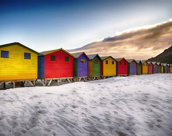 Vibrant Beach Cottages