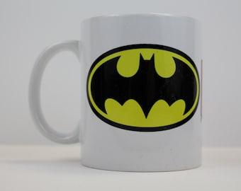 Batman Ceramic Coffee Mug