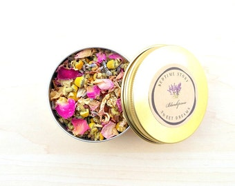 Petite Collection • Choice of Bedtime Story / Linden Story / Provence Story / Assam Story / Petite Set • Botanical Tea Therapy