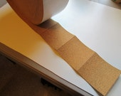 "60 - 4"" x 4"" Adhesive backed cork for coasters - Cork Sheets - Cork Squares - Cork for Coasters - Adhesive Cork - Adhesive Backed Cork"